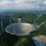 A világ legnagyobb rádiótávcsöve