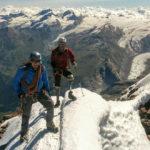 Megmászta a Matterhornt a hegymászó, akinek mind a négy végtagját amputálták